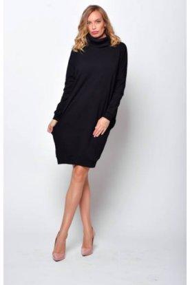 Oldalzsebes női mini ruha