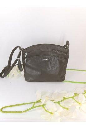 Női műbőr táska