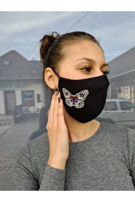 Lepkés maszk
