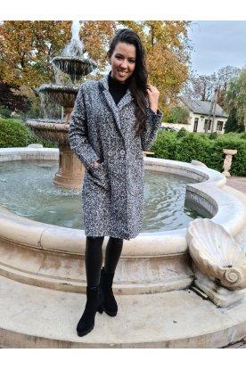Női divatos átmeneti kabát