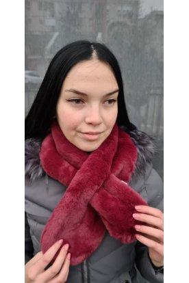 Divatos női pihe puha téli sál