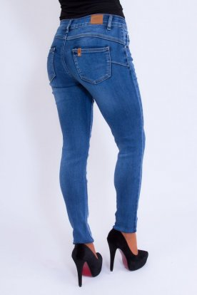 REDRESS JEANS divatos női Push-up-os női farmernadrág