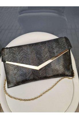 Alkalmi csillogós női táska