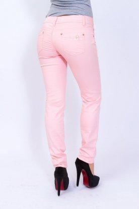 G. CAUSE női rózsaszín hosszú szárú és rövid derekú nadrág