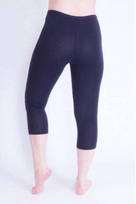KIKIRIKI női sztreccs capri- leggins fitneszhez