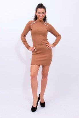 VICTORIA MODA szexi női mini ruha szett