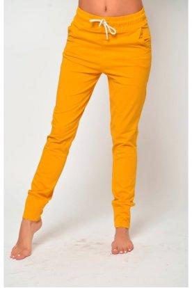 VICTORIA MODA divatos női passzés aljú szabadidő nadrág