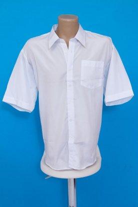 Divatos férfi nagy méretű mellrészénél zsebes ing