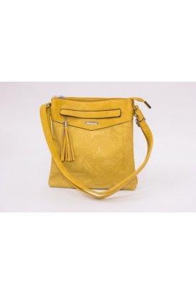 Női műbőr oldal táska