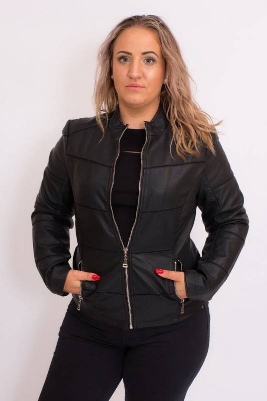 Női bőrkabát | Léna Divat