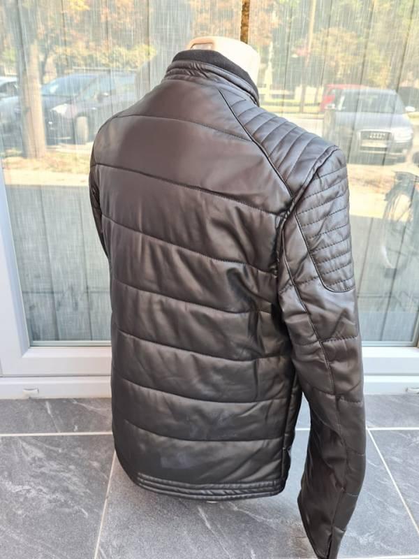 Férfi műbőr kabát | Léna Divat